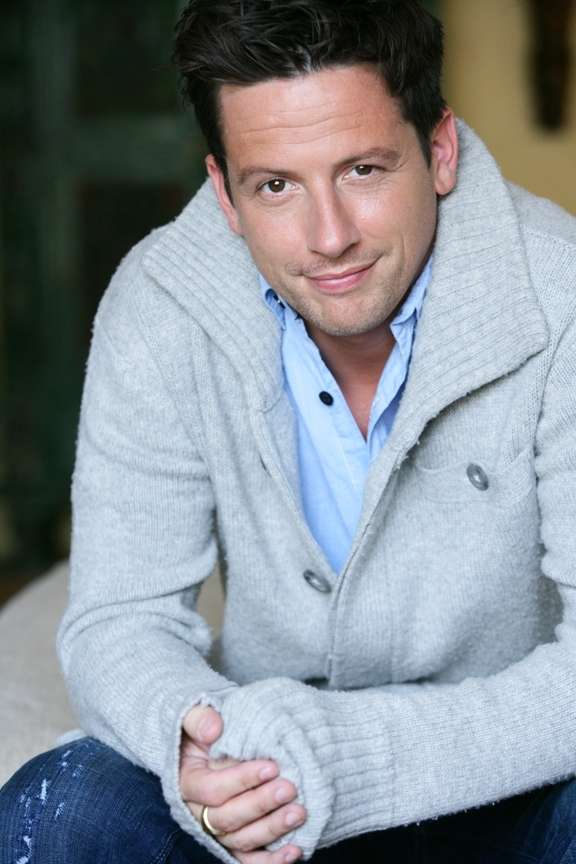 Ross McCall, Star of TV Drama 'Crash' (INTERVIEW)