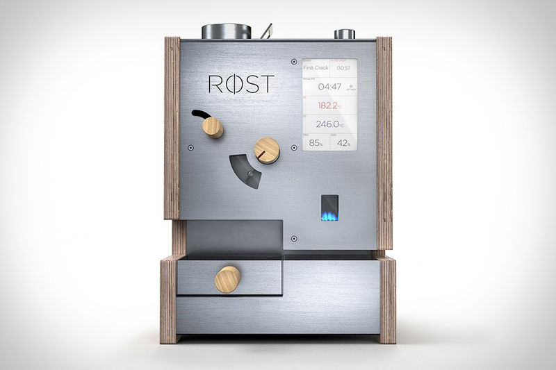 Customizable Coffee-Roasting Devices