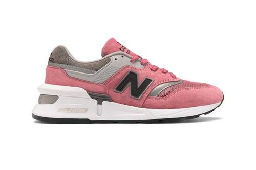 Pink Tonal Casual Sneakers