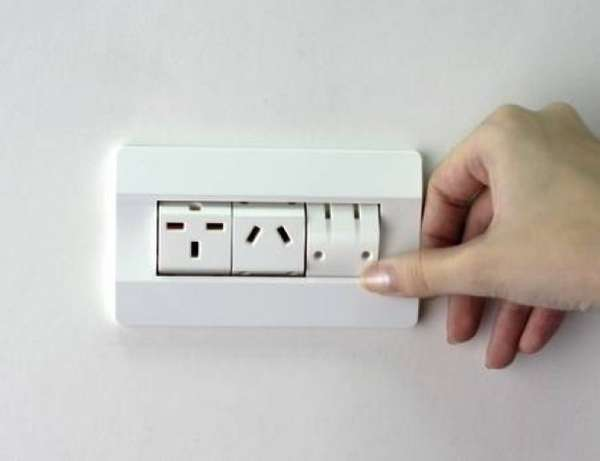 slot machine power plugs an ingenious and convenient rotating power