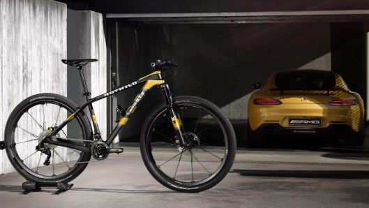 Auto-Inspired Mountain Bikes