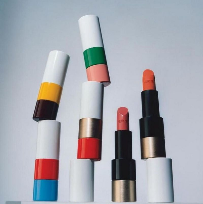 Handbag-Inspired Luxury Lipsticks