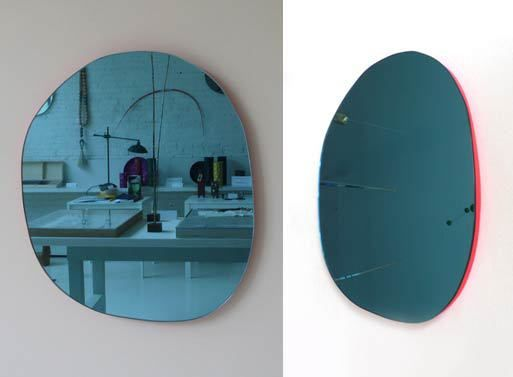 Imperfect Neon Mirrors