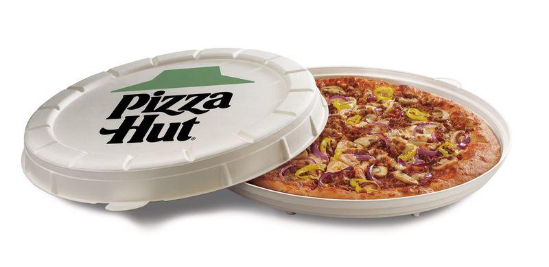 Circular Pizza Boxes