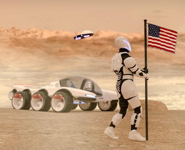 Interplanetary Exploration Systems