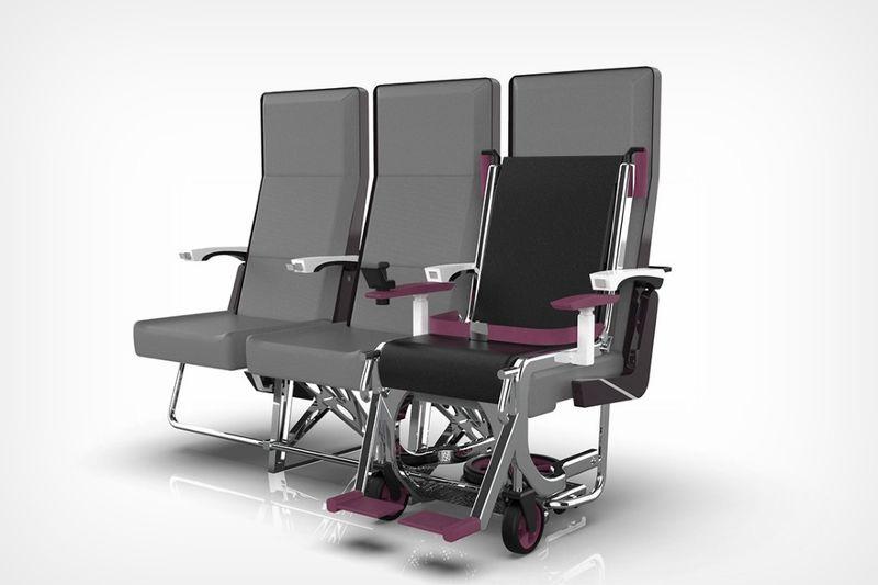 Airplane Seat Wheelchairs
