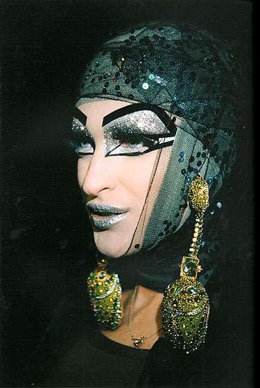 Clownish Couture Makeup