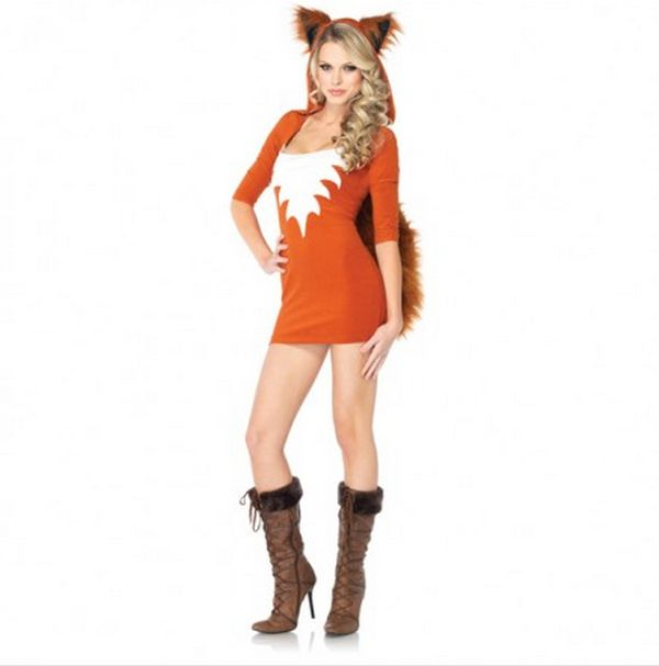 Foxy Woodland Creature Costumes