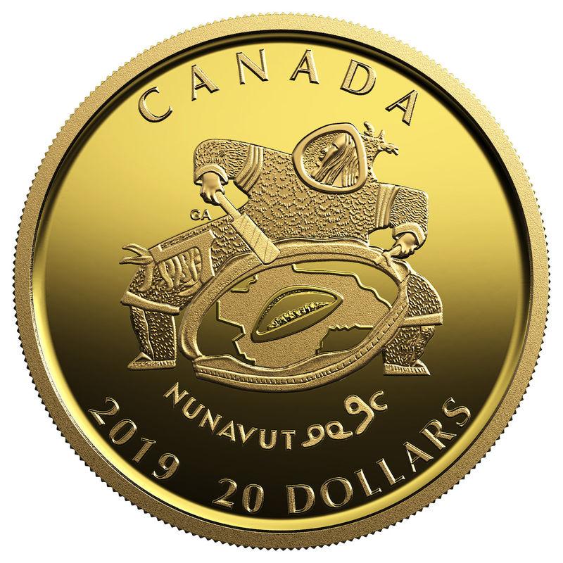 Collectible Arctic Coins