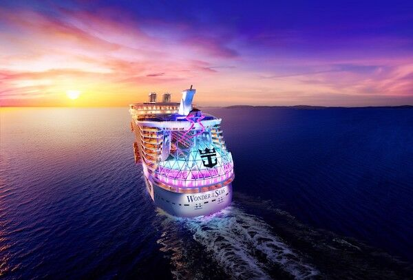 Record-Breaking Cruise Ships
