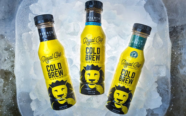 Premium Artisanal Cold Coffees