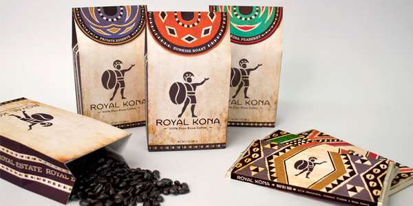 Haute Hawaiian Packaging