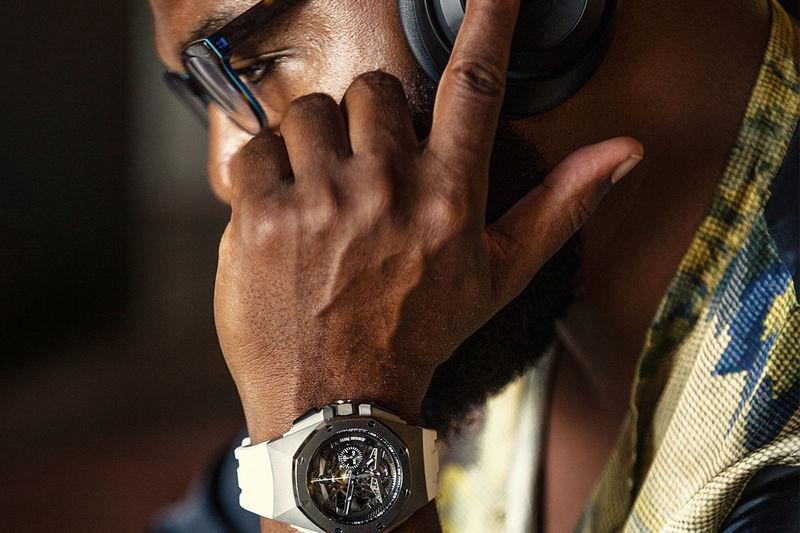 Hip Hop-Centric Timepieces