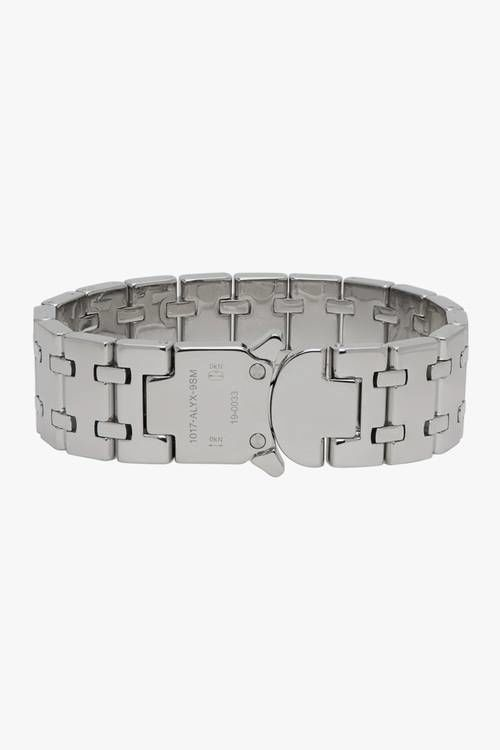 Silver Tonal Brass Bracelets