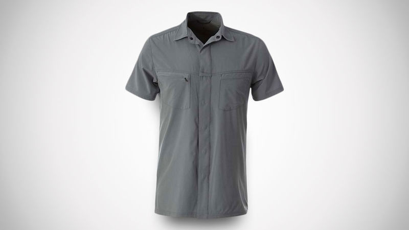 Heat-Dissipating Traveler Shirts