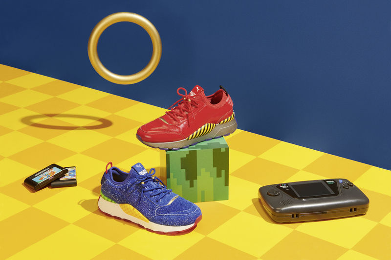 Video Game-Inspired Sneakers