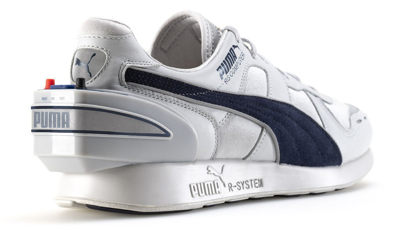 Revived 80s Smart Shoes