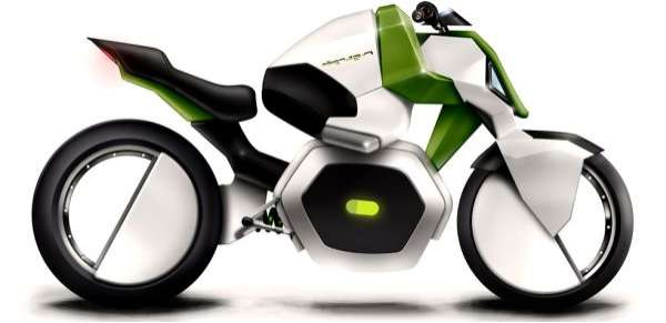 Intentionally Noisy Motorbike Concepts Rstream Motorcycle