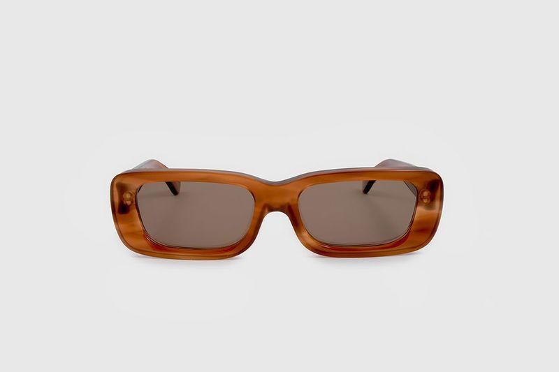 Acetate-Framed Sunglasses