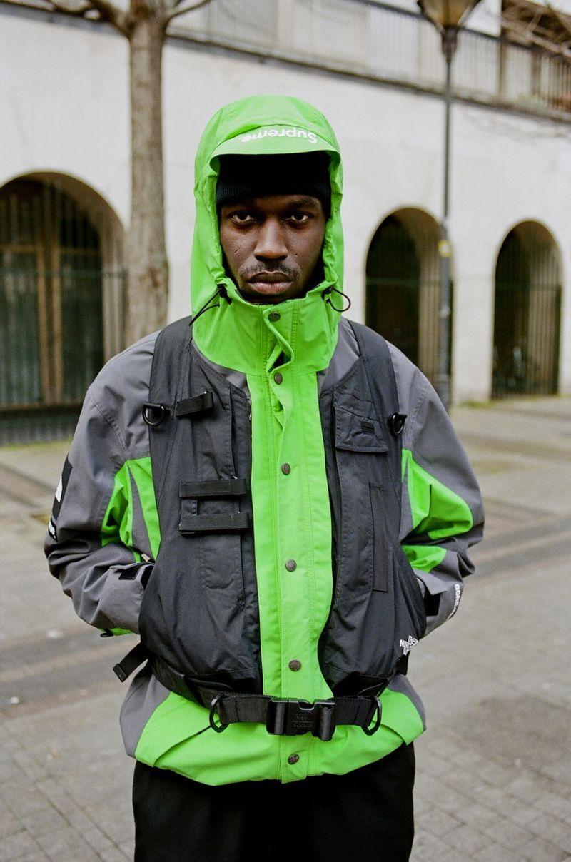 Weather-Ready Exploration Fashion
