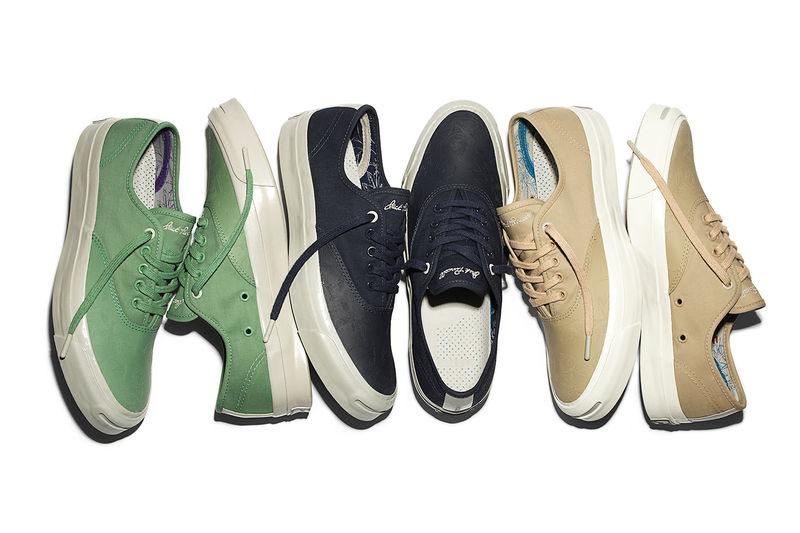 Water-Repellent Rubber Sneakers