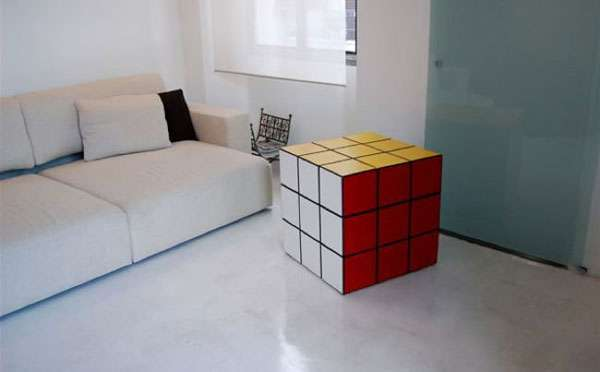 Puzzling Furniture