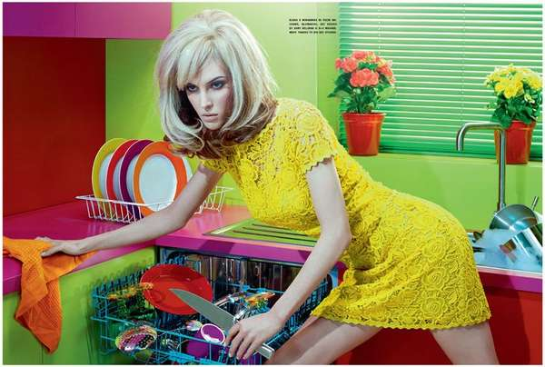 Disastrous Dollhouse Fashion
