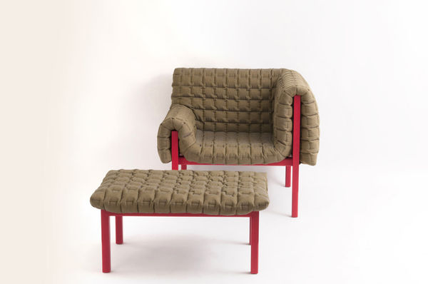 Comfy Quilted Seating