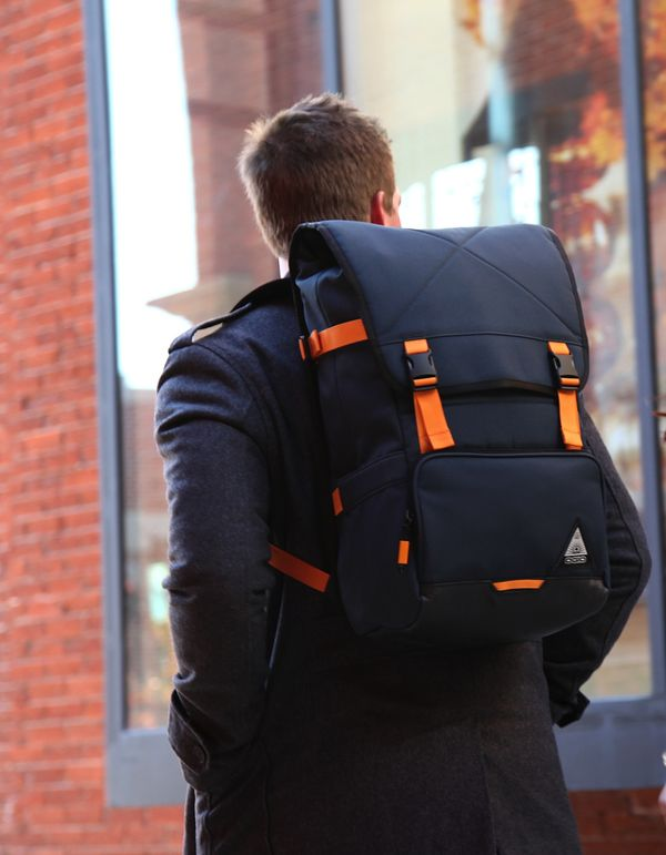 Functionally Urban Backpacks