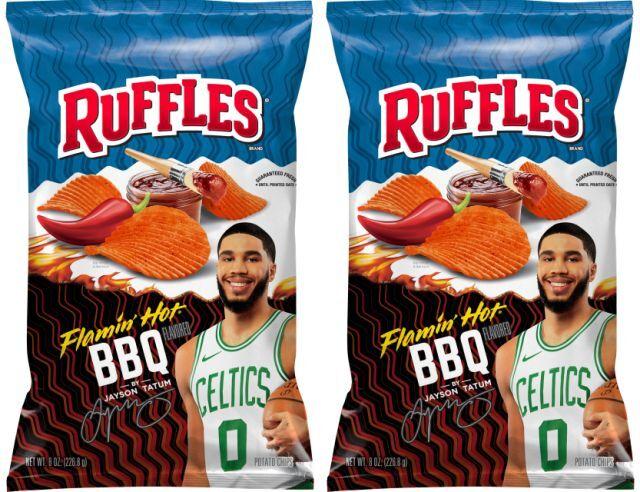 Spiced Smoky Snack Chips