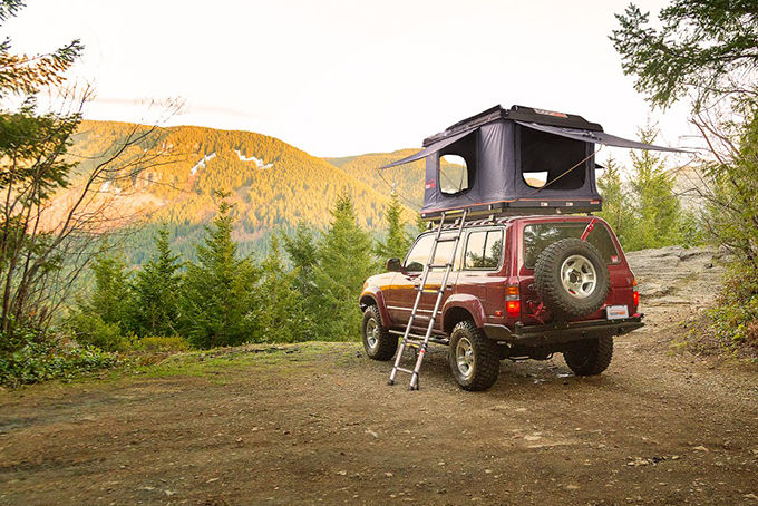 Family-Sized Rooftop Tents