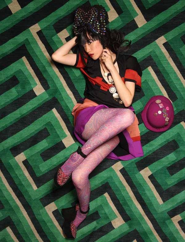 Couture Carpet Captures
