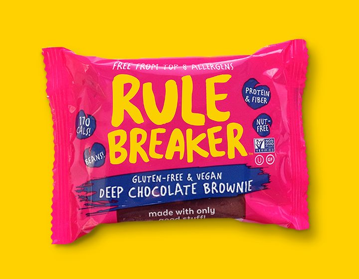 Free-From Brownies