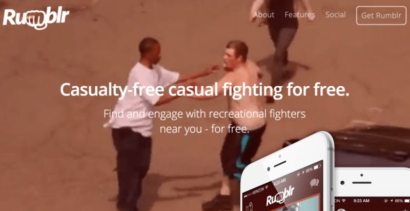Casualty-Free Fighting Apps