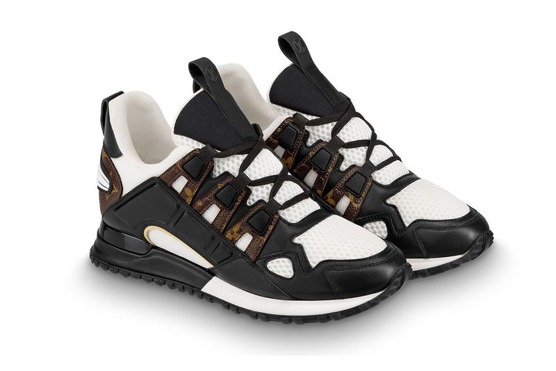 Luxe Calf Leather Runners