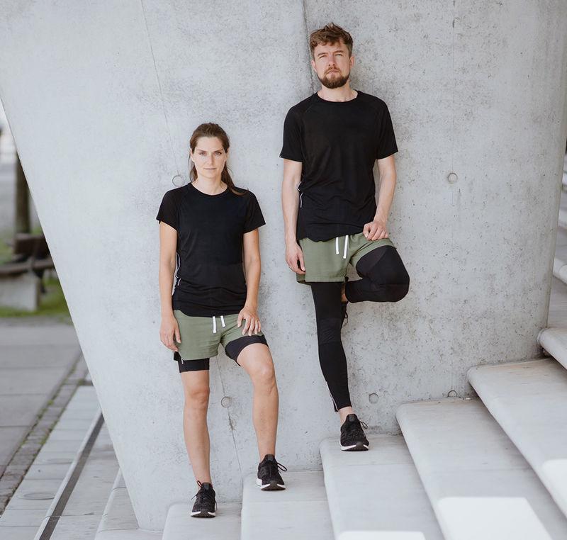 Plastic-Free Athletic Wear
