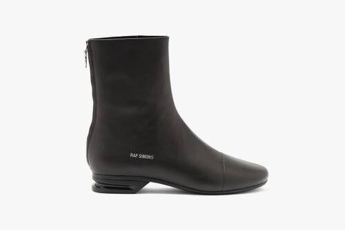 Sleek Fall Runner Boots