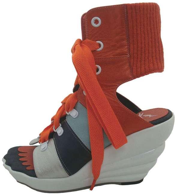 Running Heels