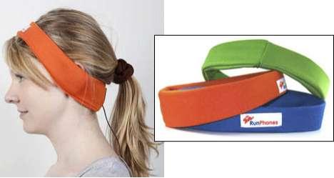 Sweatband Earbuds