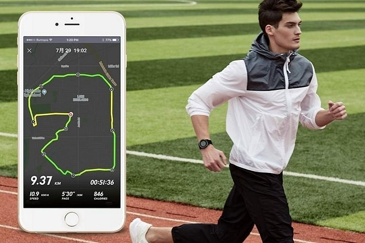Inexpensive GPS Runner Smartwatches