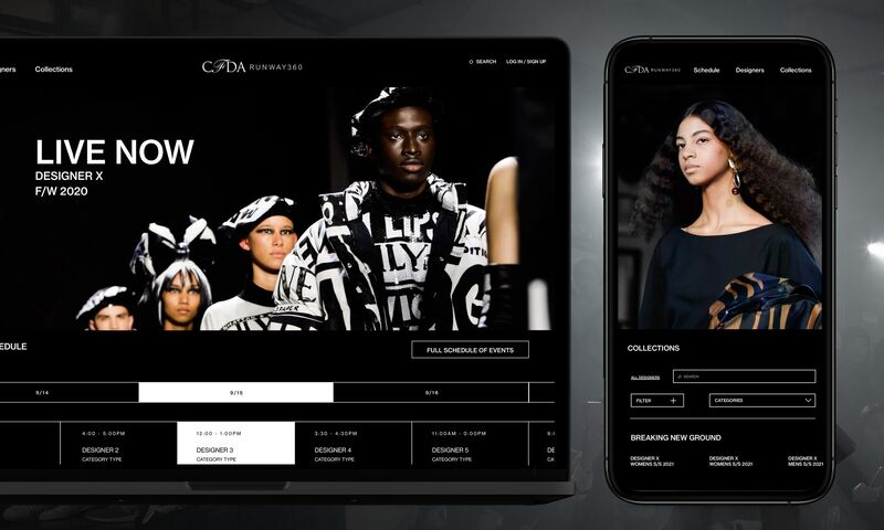 Virtual Fashion Platforms