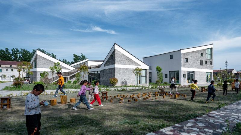 Problem-Alleviating Rural Kindergartens