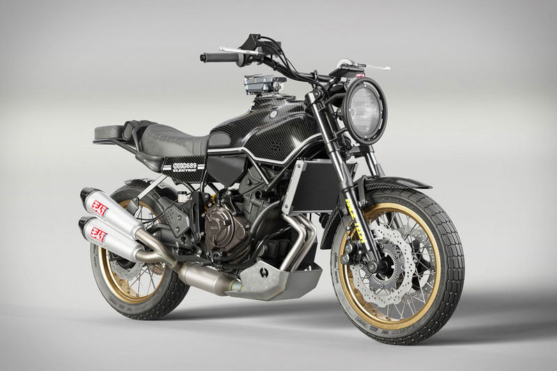 Heritage-Inspired Motorcycles