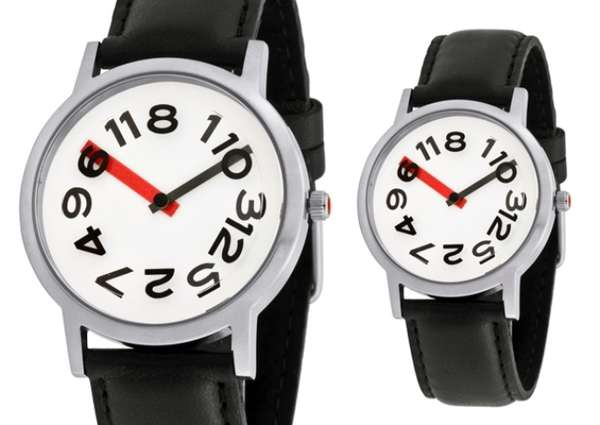 Dyslexic Watches