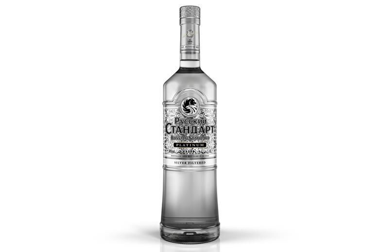 Superior Silver-Filtered Vodkas