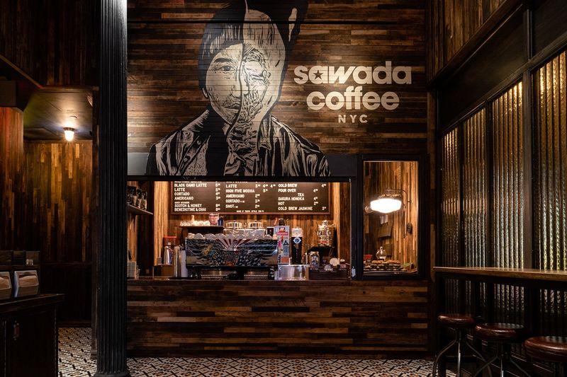 Streetwear-Inspired Rustic Cafes