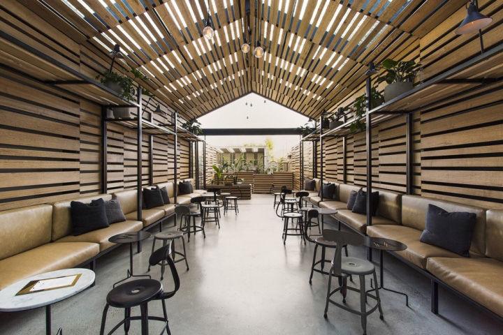 25 Rustic Restaurant Interiors