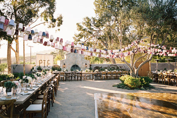 Faux French Weddings