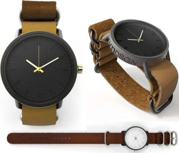 3D-Printed Titanium Timepieces