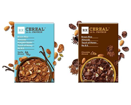 Plant-Based Protein Cereals
